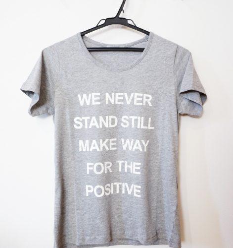Tシャツのお直し Tシャツは着丈が命です