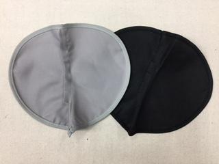 スラックスの股ずれを予防するお直し シック布取り付けのご紹介です。