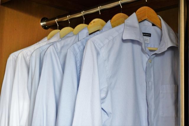 シャツのお直し 意外とよくあるカフス部分の修理